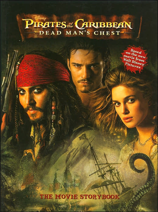Pirates Of The Caribbean Dead Man S Chest The Movie Storybook Potc Wiki Fandom