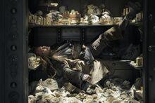 Jack sleeps in a Bank safe.jpg