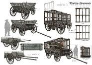 DMTNT Concept Art Undertaker Cart