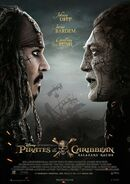 Pirats des Caraibes Vengeance de Salazar Poster 6