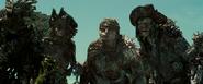 Greenbeard, Crash, Koleniko et Clanker