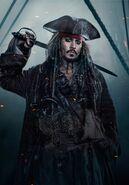 Représentation Jack Sparrow 5
