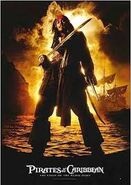 Représentation Jack Sparrow 1