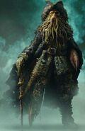 Davy Jones - concept art