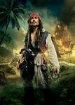 Représentation Jack Sparrow 4