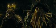 Davy Jones, Koleniko et Maccus