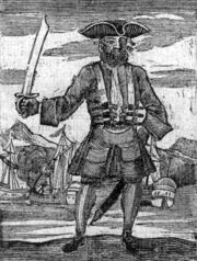 453px-General History of the Pyrates - Blackbeard the Pirate (1725).jpg