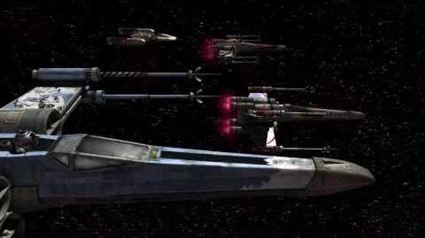 Dentface/Disney Announces Next Virtual World MMO: Star Wars: Attack Squadrons