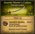 Quarter Master's Cutlass Card.png
