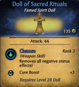Doll of Sacred Rituals