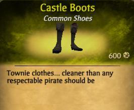 Castle Boots