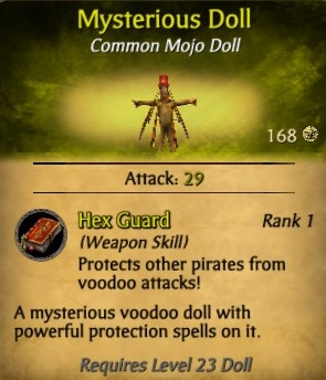 Mysterious Doll