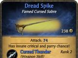 Dread Spike