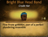 Head Band (Hat Type)