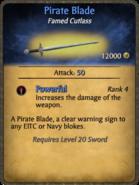 Pirate Blade