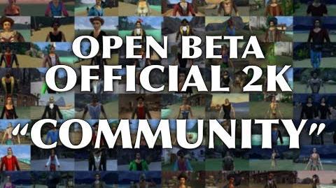 Open Beta Trailer Community (Official 2K)