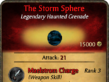 The Storm Sphere