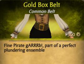 Belts (female)