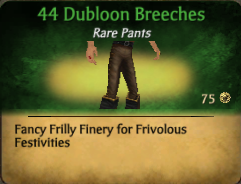 44 Doubloon Breeches