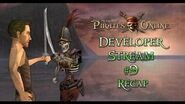 The Legend of Pirates Online- Developer Live Stream -9
