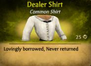 Dealer Shirt