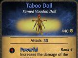 Taboo Doll