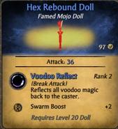 Hex Rebound Doll