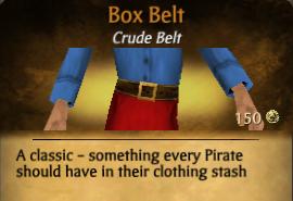 Belts (male)