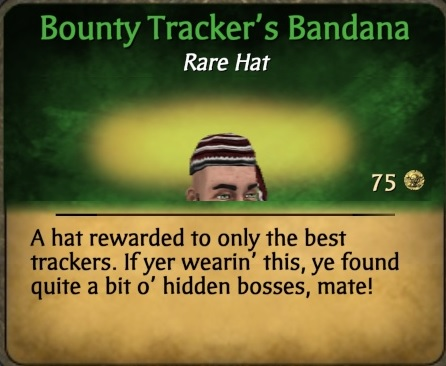 Bounty Tracker's Bandana