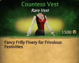 Countess Vest