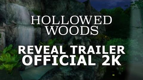 TLOPO Exclusive Hollowed Woods