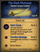 The Dark Mutineer