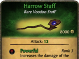 Harrow Staff