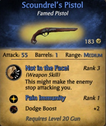 Scoundrel's Pistol