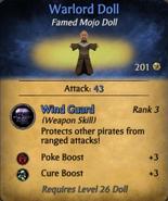 Warlord Doll