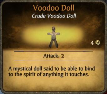 Voodoo Doll (basic)
