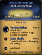 Knives of the Dark Idol