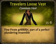 Traveler's Loose Vest