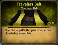 Traveler's Belt