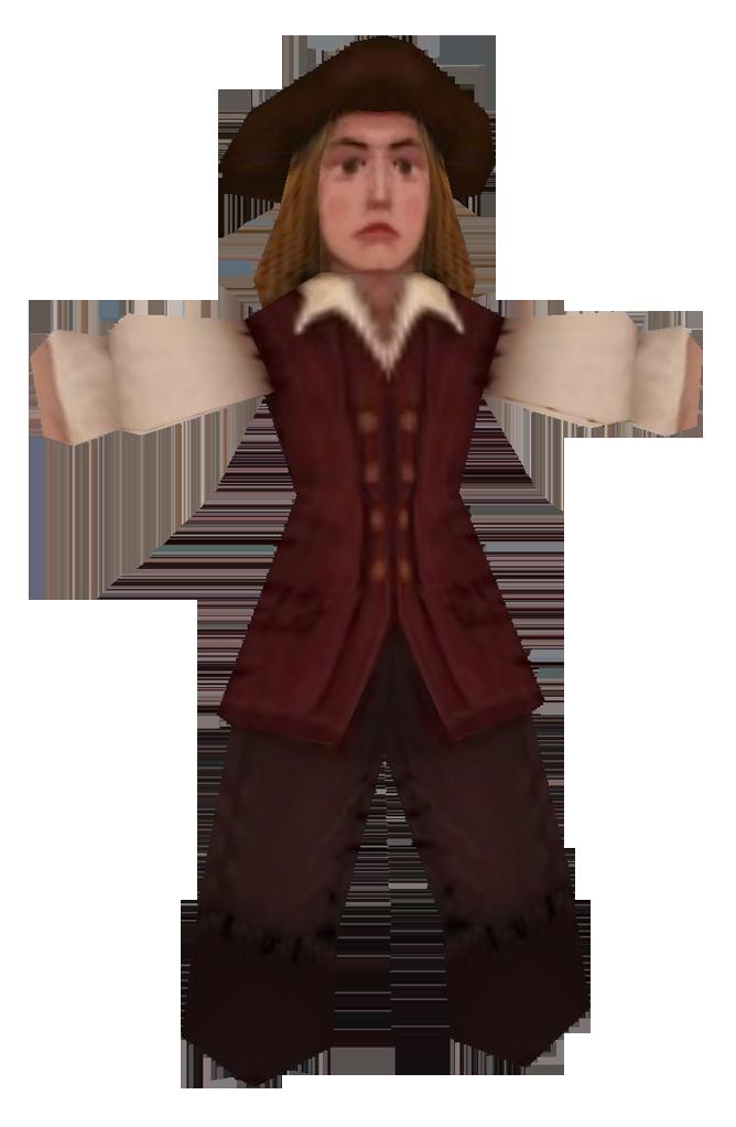 Adventurer Doll