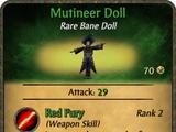Warmonger Doll