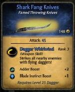 Shark Fang Knives