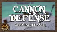 Cannon Defense Now Live!-0