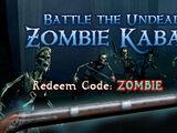 Zombie Kabab Bayonet