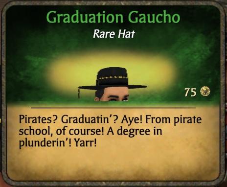 Graduation Gaucho