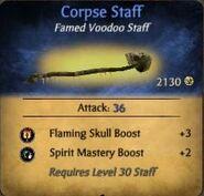 Corpse Staff