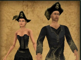 Pirate Stargazer