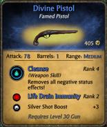Divine Pistol