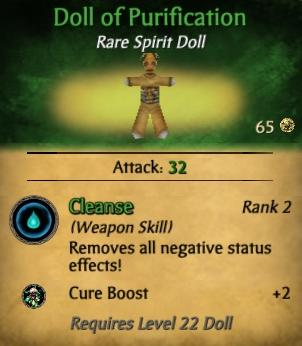 Doll of Purification