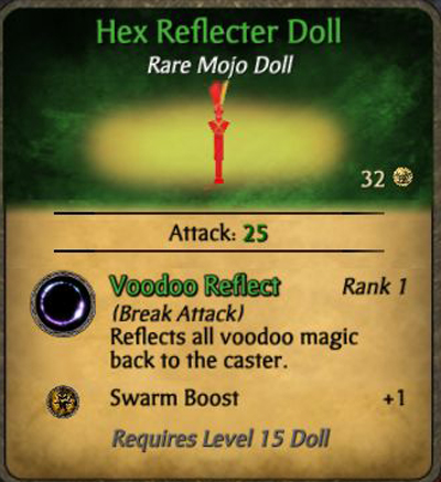 Hex Reflecter Doll